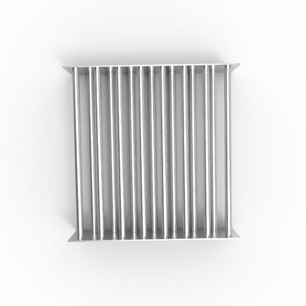 Магнитная решетка, двухрядная 400х400х16 (15 стержней D16 мм)