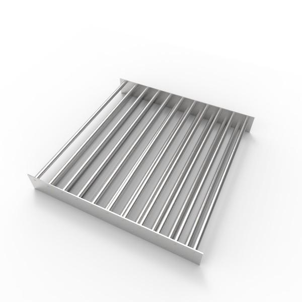 Магнитная решетка, двухрядная 600х600х16 (21 стержень D16 мм)