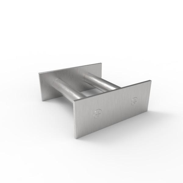 Магнитная решетка 100х100х16 (2 стержня D16 мм)