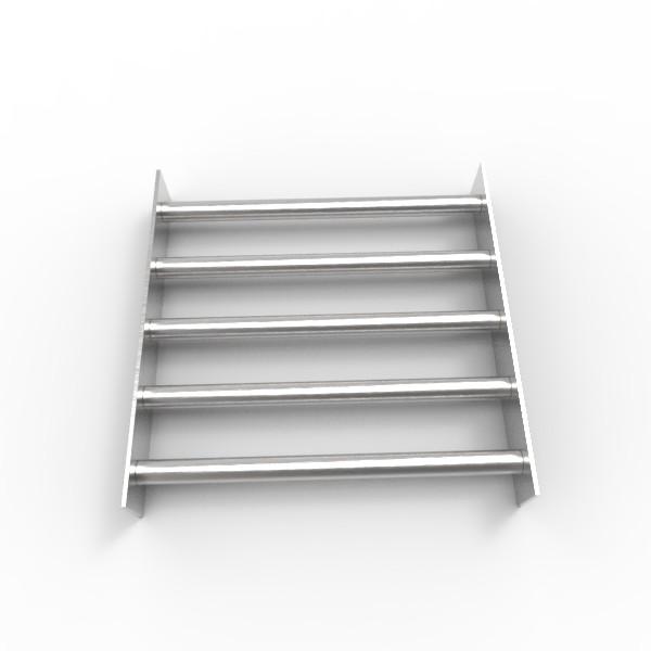 Магнитная решетка 250х250х16 (6 стержней D16 мм)