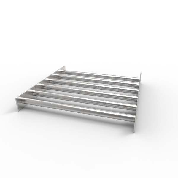 Магнитная решетка 300х300х16 (7 стержней D16 мм)