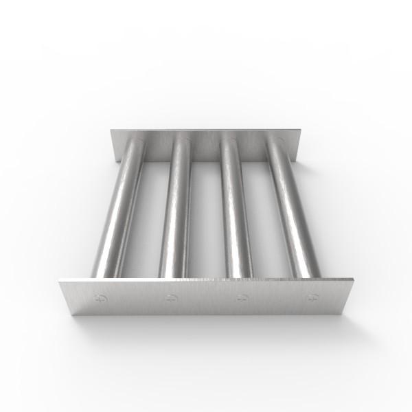 Магнитная решетка 200х200х22 (4 стержня D22 мм)