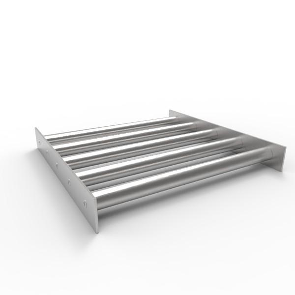 Магнитная решетка 300х300х22 (5 стержней D22 мм)