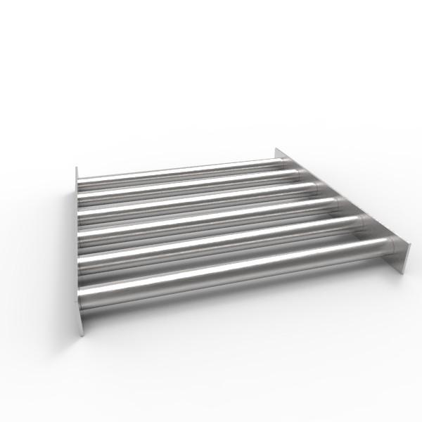 Магнитная решетка 350х350х22 (6 стержней D22 мм)
