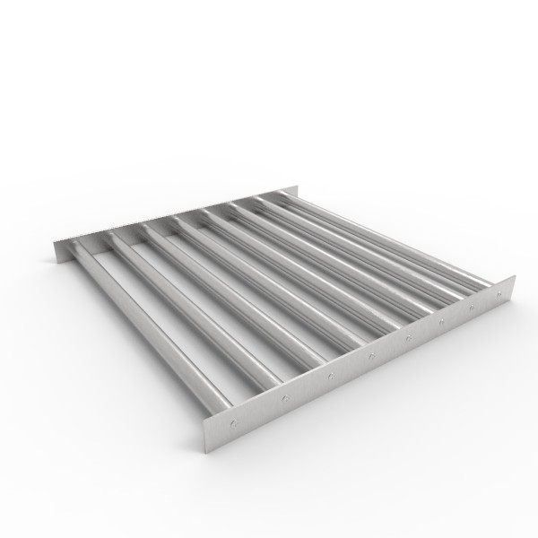 Магнитная решетка 500х500х22 (8 стержней D22 мм)