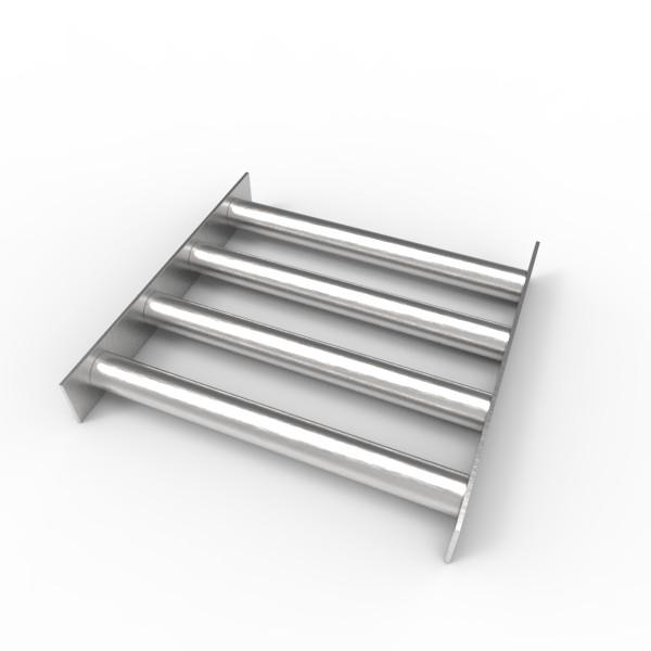 Магнитная решетка 250х250х25 (4 стержня D25 мм)