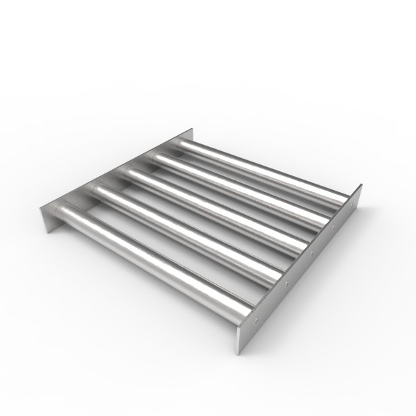 Магнитная решетка 300х300х25 (5 стержней D25 мм)