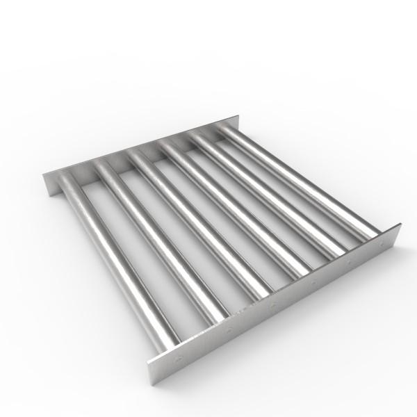 Магнитная решетка 350х350х25 (6 стержней D25 мм)