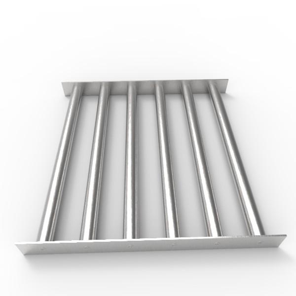 Магнитная решетка 400х400х25 (6 стержней D25 мм)