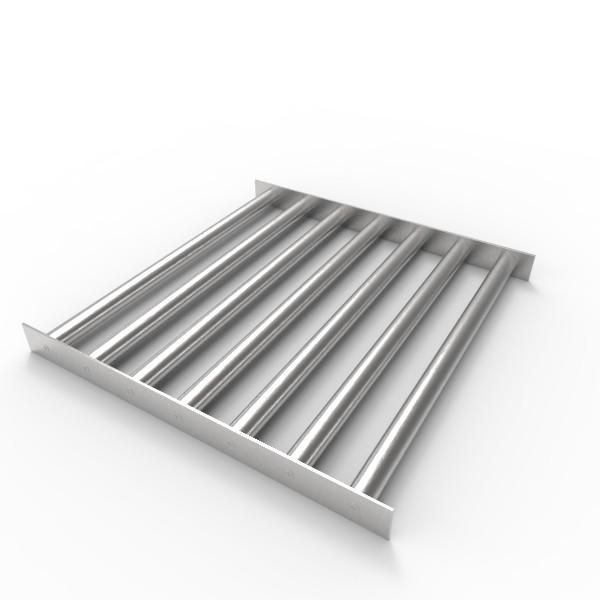 Магнитная решетка 450х450х25 (7 стержней D25 мм)