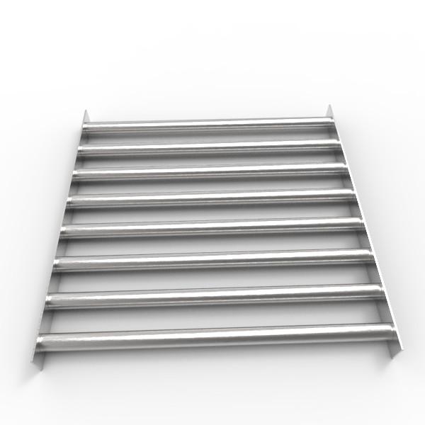Магнитная решетка 500х500х25 (8 стержней D25 мм)