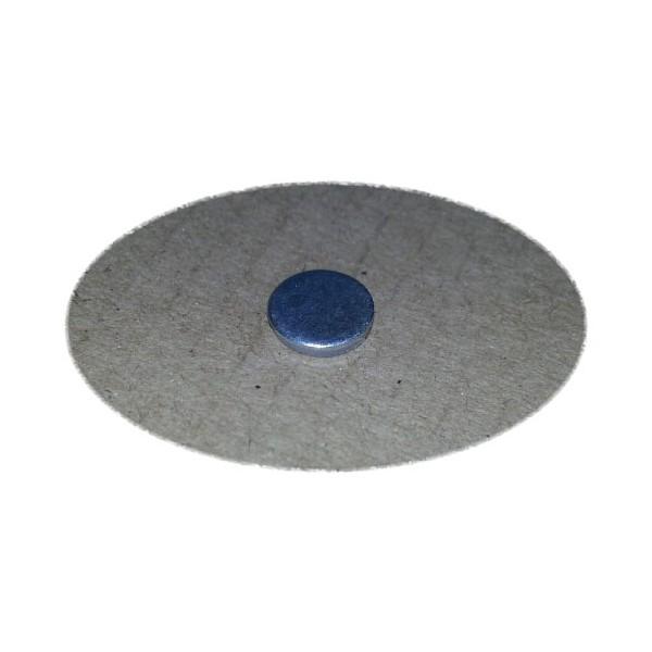 Ответная часть для магнита 8х1,5 мм