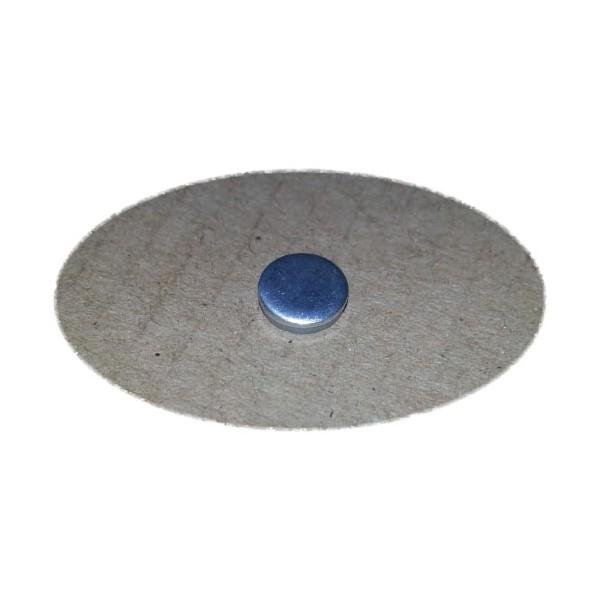 Ответная часть для магнита 8х2 мм