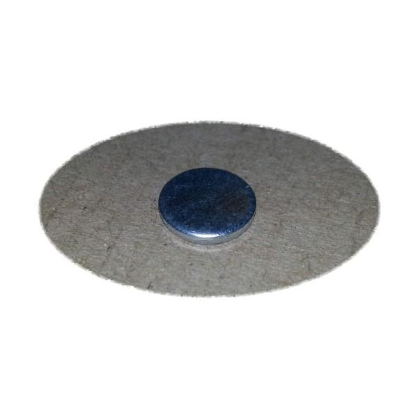 Ответная часть для магнита 10х1,5 мм