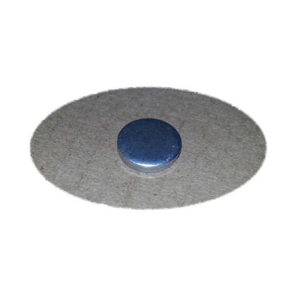 Ответная часть для магнита 10х2 мм