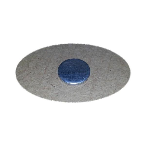 Ответная часть для магнита 12х1,5 мм