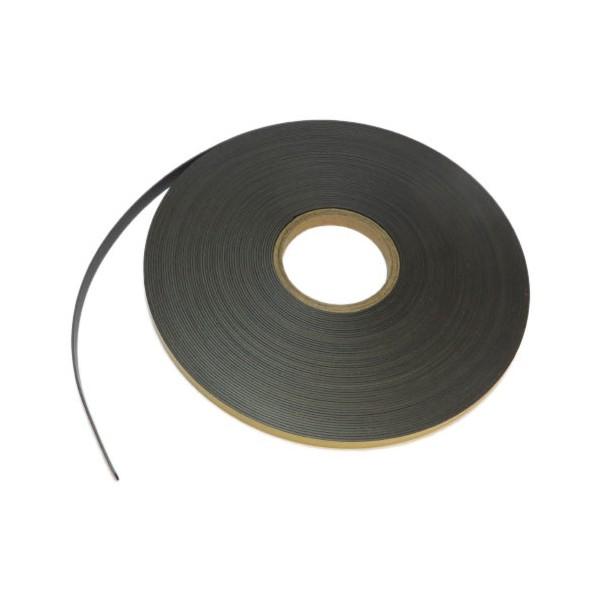 Магнитная лента шириной 12,7 мм тип А/В (с клеем) 30 метров