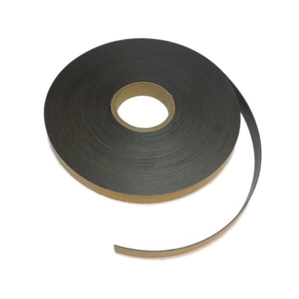 Магнитная лента шириной 25,4 мм тип А/В (с клеем) 30 метров