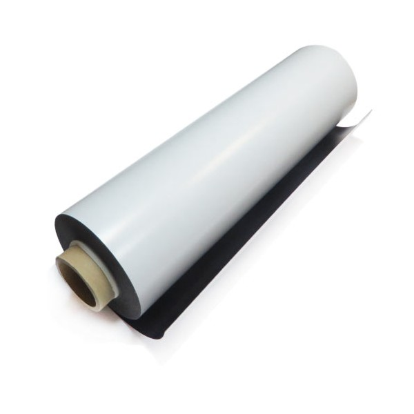 Магнитный винил 0.9 мм с клеевым слоем