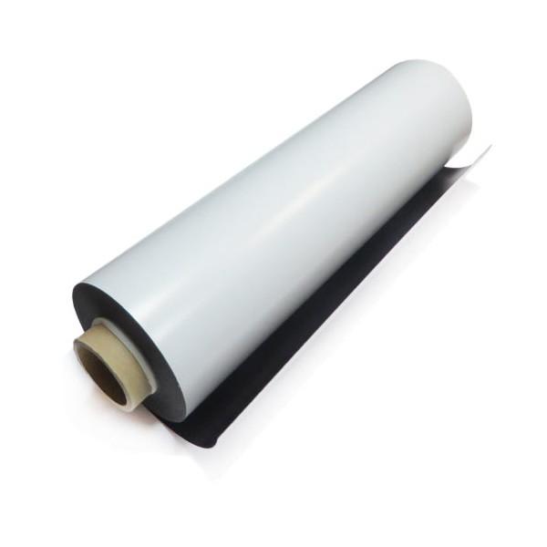 Магнитный винил 0,4 мм с клеевым слоем 10 м