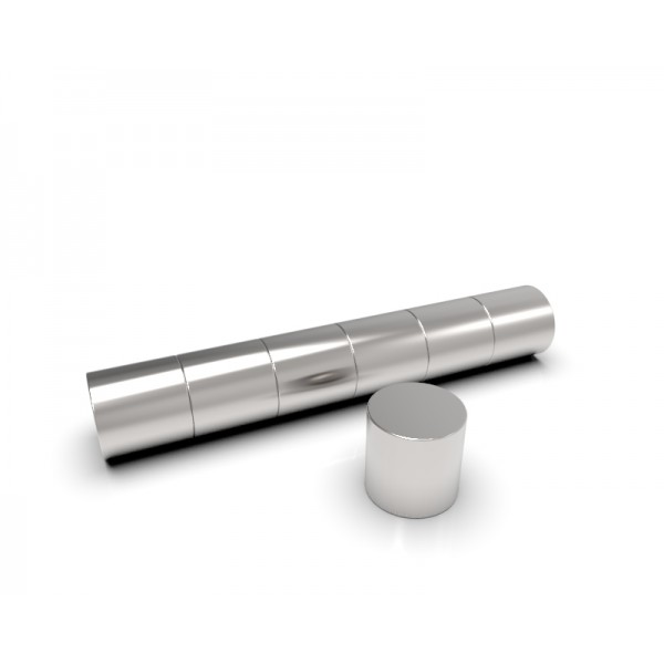Магнит постоянный неодимовый 3 x 3 мм