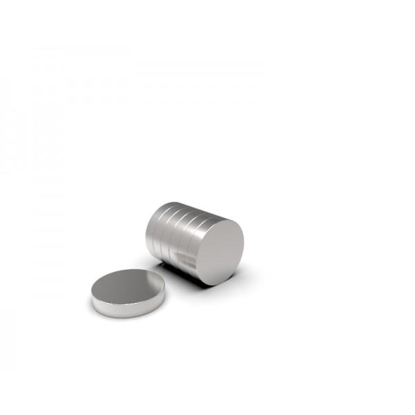 Магнит постоянный неодимовый 5х1 мм