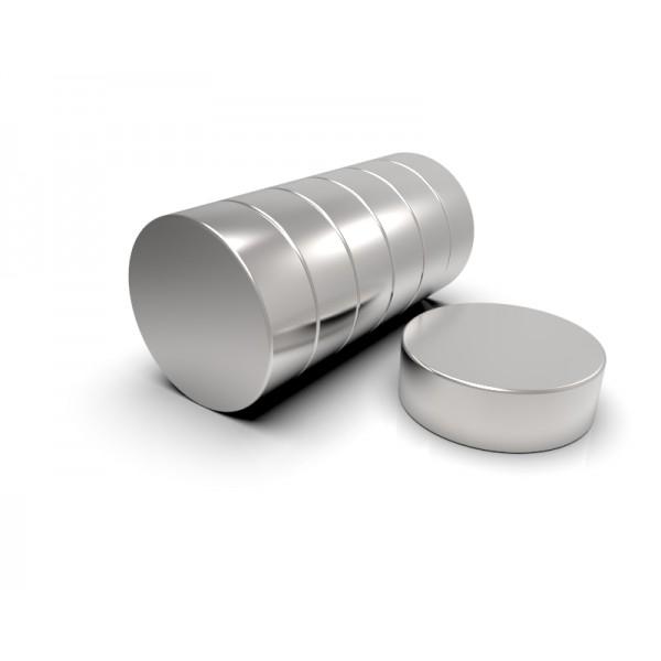 Магнит постоянный неодимовый 30 x 10 мм