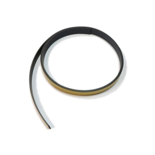 Магнитная лента шириной 12,7 мм тип А/В (с клеем) 1 метр