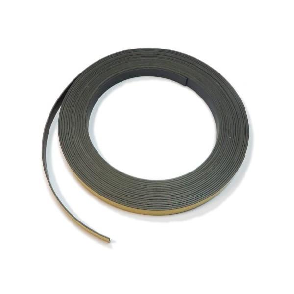 Магнитная лента шириной 12,7 мм тип А/В (с клеем) 10 метров