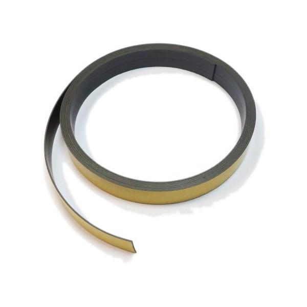 Магнитная лента шириной 25,4 мм тип А/В (с клеем) 4 метра