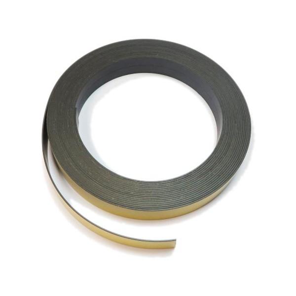 Магнитная лента шириной 25,4 мм тип А/В (с клеем) 10 метров