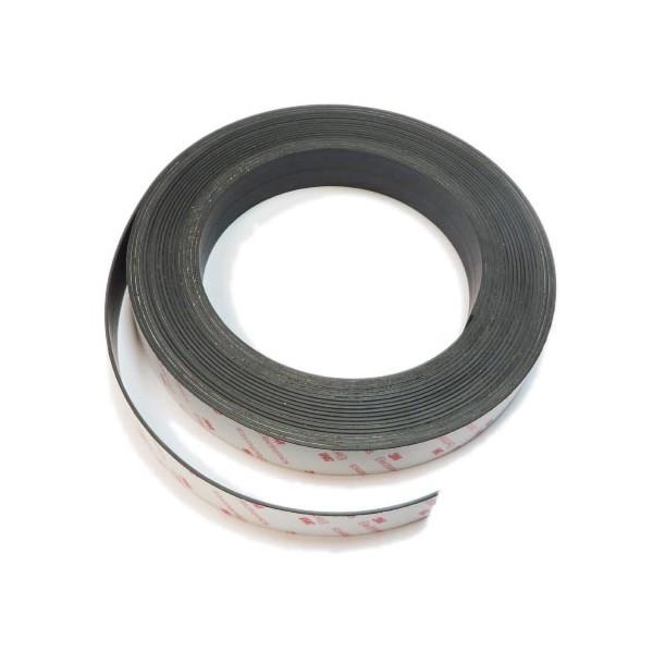 Магнитная лента 25,4 мм тип А/В с клеевым слоем 3M 10 метров
