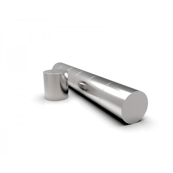 Магнит постоянный неодимовый 21,5х20 мм, N42