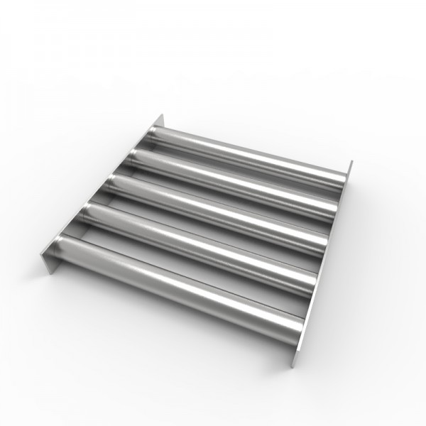 Магнитная решетка 300х300х30 (5 стержней D30 мм)
