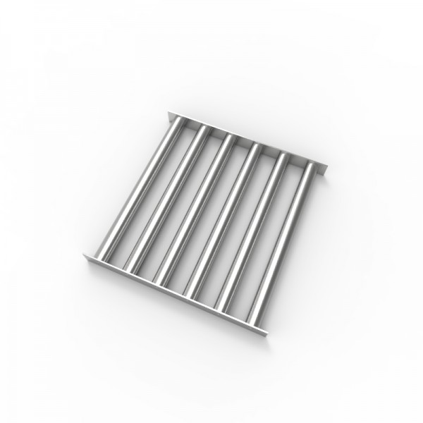Магнитная решетка 400х400х30 (6 стержней D30 мм)