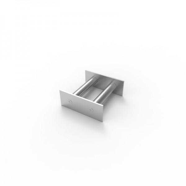 Магнитная решетка 100х100х18 (2 стержня D18 мм)