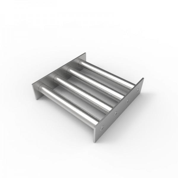 Магнитная решетка 150х150х18 (4 стержня D18 мм)