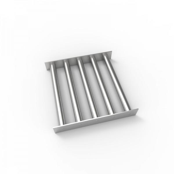 Магнитная решетка 250х250х22 (5 стержней D22 мм)