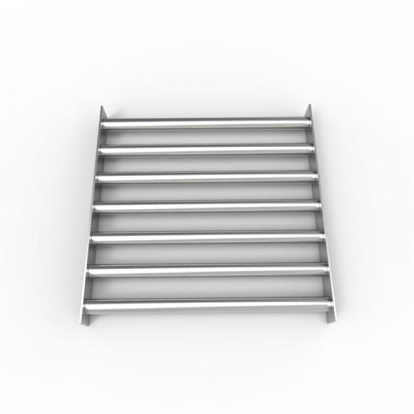 Магнитная решетка 350х350х22 (7 стержней D22 мм)