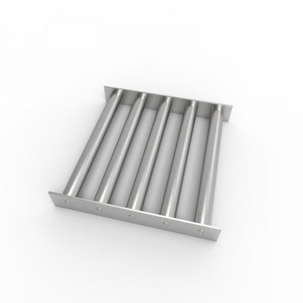 Магнитная решетка 250х250х25 (5 стержней D25 мм)
