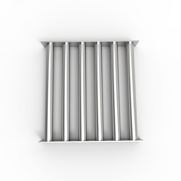 Магнитная решетка 300х300х25 (6 стержней D25 мм)