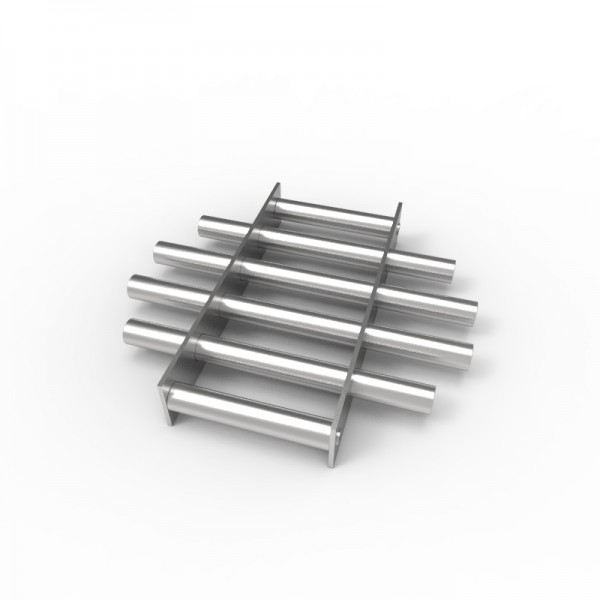 Магнитная решетка, круглая D250х18 (6 стержней D18 мм)