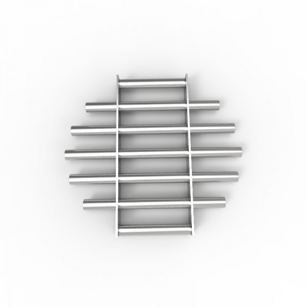Магнитная решетка, круглая D300х18 (7 стержней D18 мм)