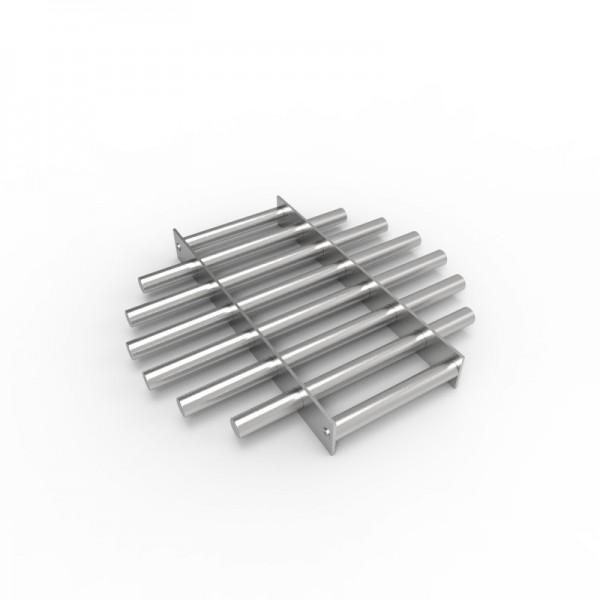 Магнитная решетка, круглая D350х18 (8 стержней D18 мм)