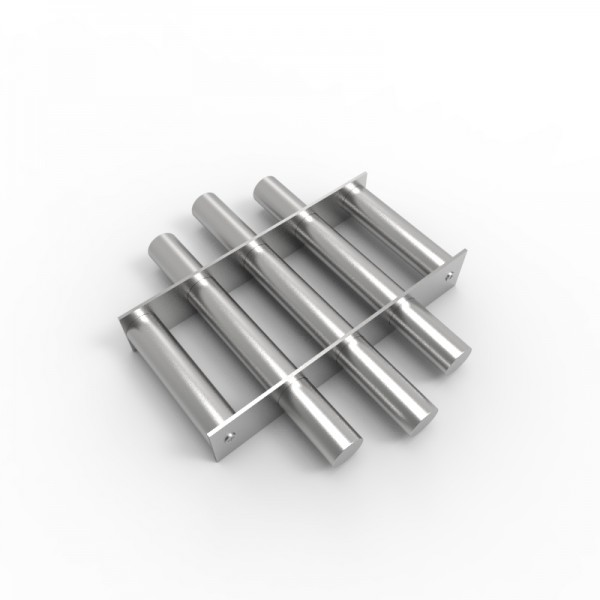 Магнитная решетка, круглая D300х30 (5 стержней D30 мм)