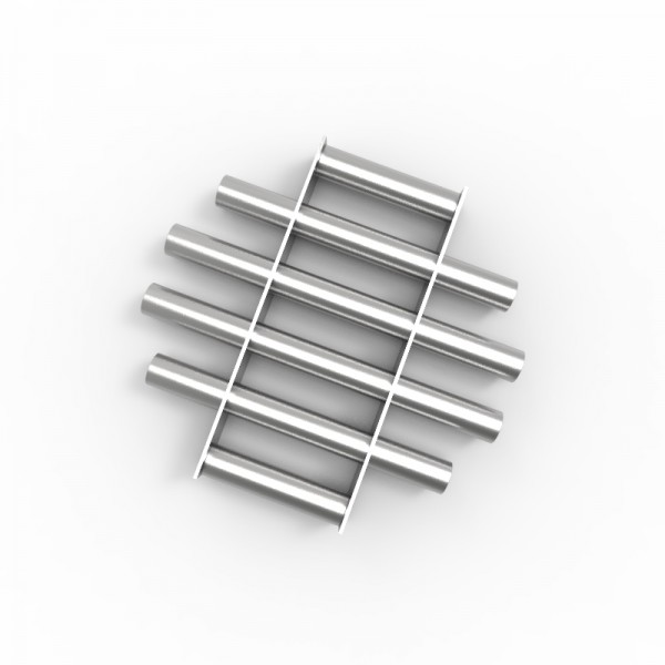 Магнитная решетка, круглая D350х30 (6 стержней D30 мм)
