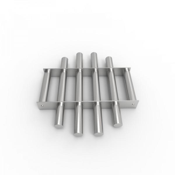 Магнитная решетка, круглая D400х30 (6 стержней D30 мм)