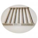 Магнитная решетка 400х400х25 двухрядная (7 стержней D25 мм)