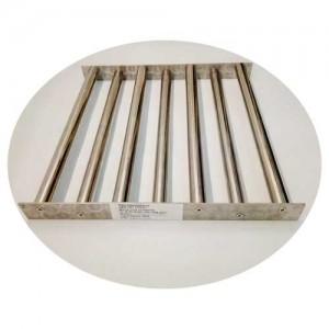 Магнитная решетка 350х350х40 (6 стержней D25 мм)