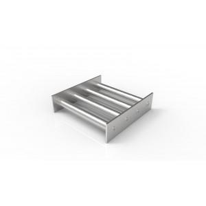 Магнитная решетка 150х150х16 (4 стержня D16 мм)